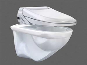 Geberit AquaClean 4000 Toilet Seat Enhancement